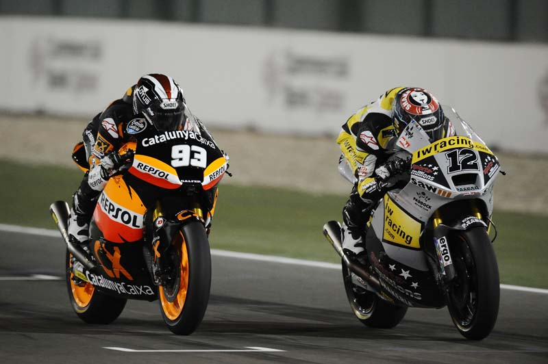 GP Qatar Moto2 2012