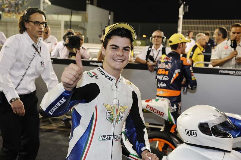 GP Qatar Moto3 2012