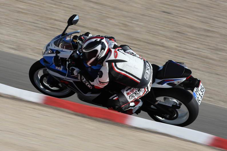 Comparativa Supersport 600 2012. Galería de fotos