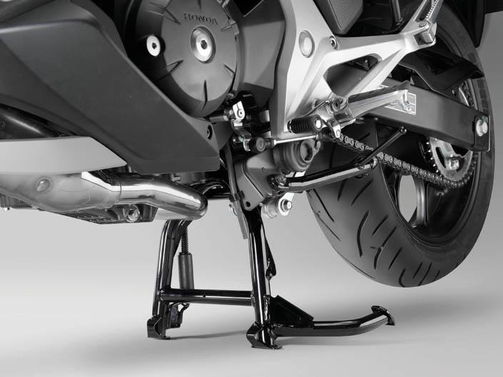 Presentación de la Honda NC700S