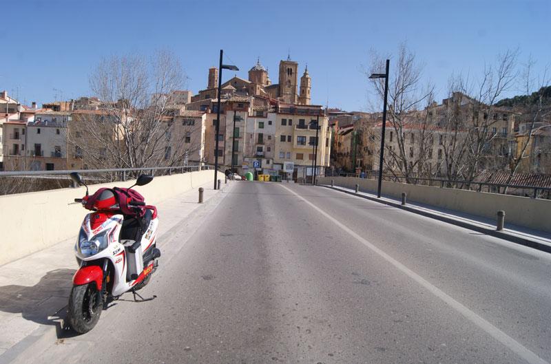 Vuelta a España SYM Jet4 50
