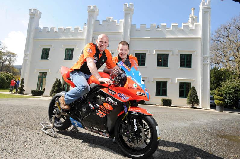 Presentación TT Isla de Man 2012. Galería de fotos