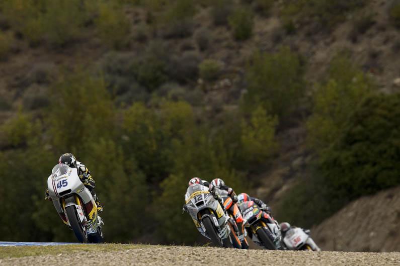 GP España de Moto2 2012. Galería de fotos