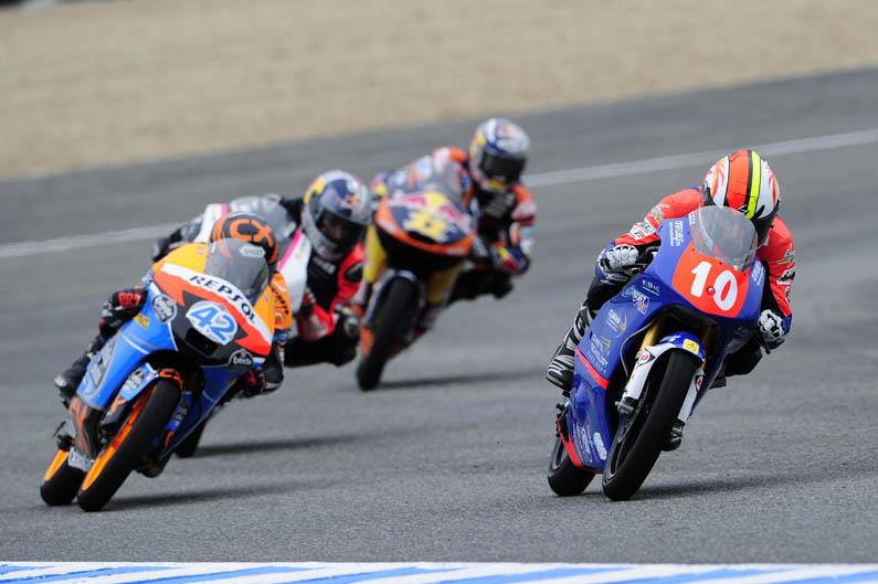 GP España de Moto3 2012. Galería de fotos
