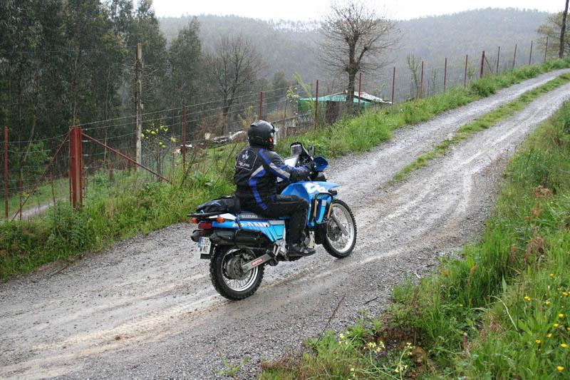 Trail Moto Series en Treto
