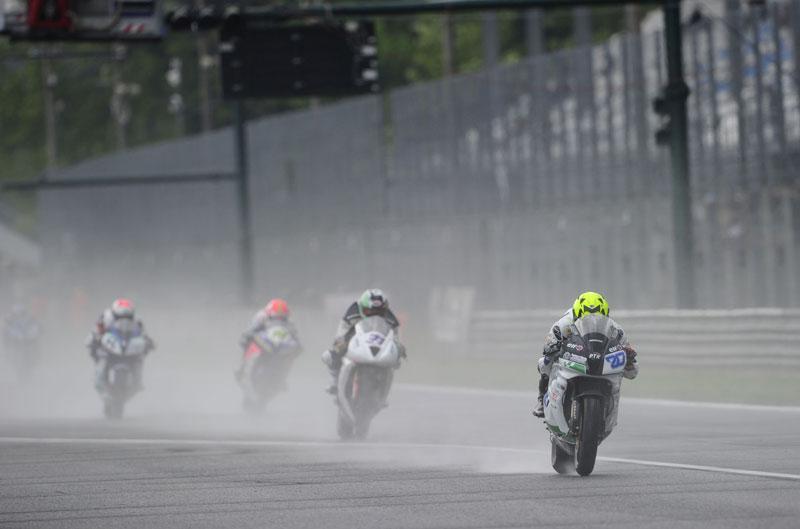 Galería de fotos del Mundial de SBK en Monza 2012