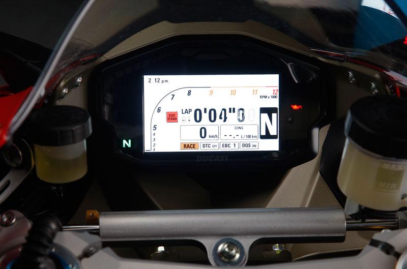 Ducati 1199 Panigale S. Galería de fotos