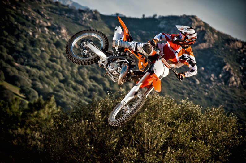 KTM Motocross 2013. Galería de fotos