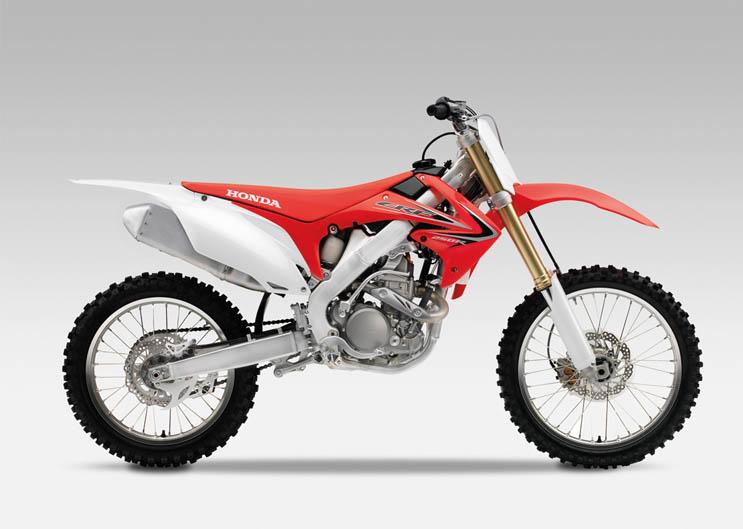 Honda CRF 250/450 2013