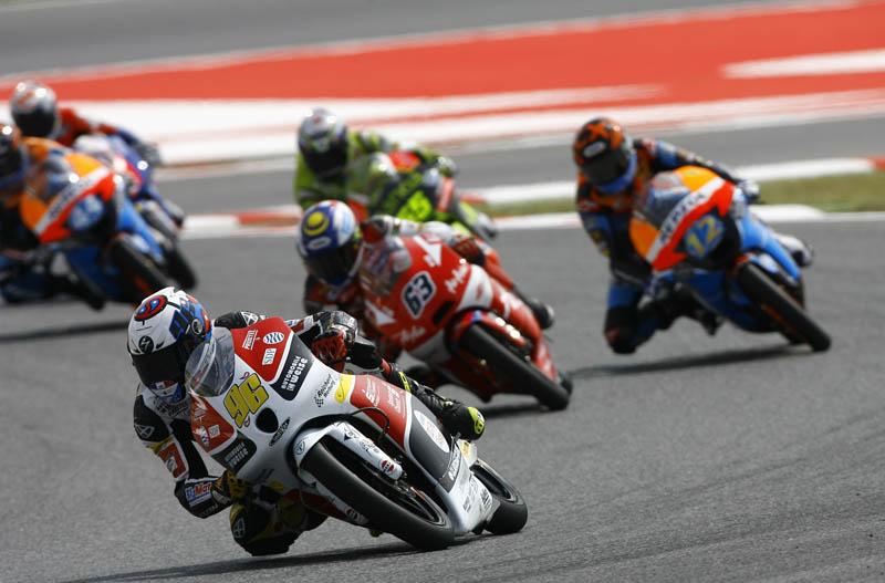 GP Cataluña Moto3 2012. Galería de fotos