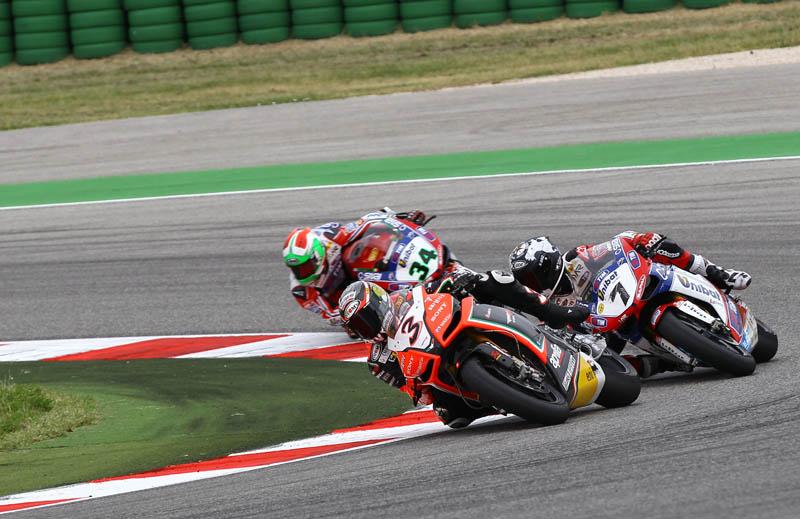 Mundial Superbike Misano 2012. Galería de fotos