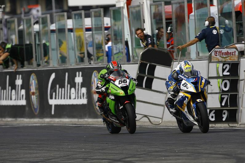 Mundial de Superbike. Misano, Italia