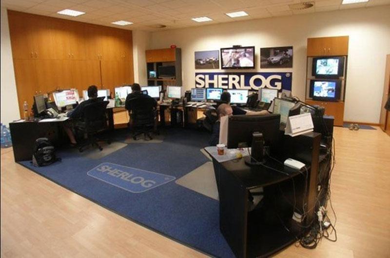 Unidad localizadora Sherlog U3100