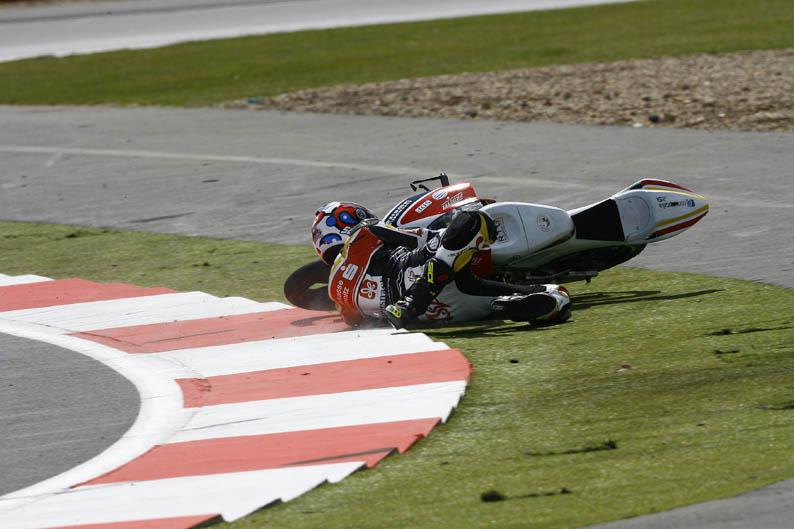 GP Inglaterra Moto3. Galería de fotos