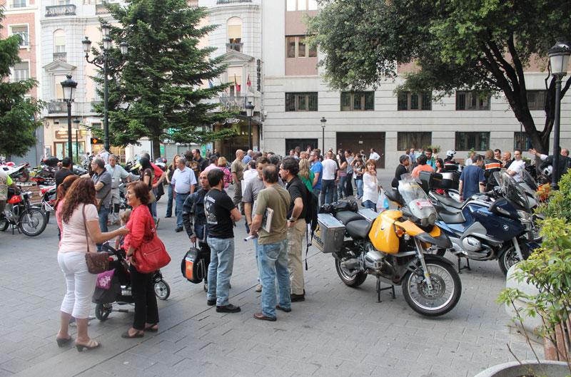 Encuentro Grandes Viajeros 2012: Albacete. Fotos