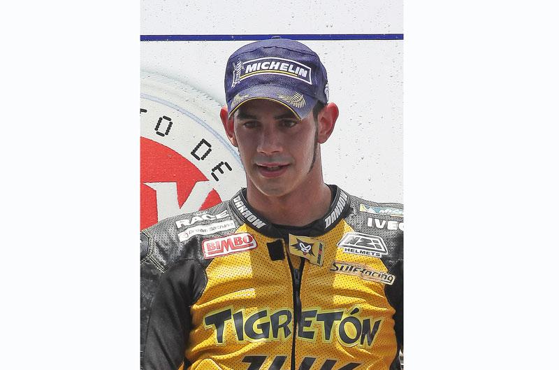 CEV Montmelo. Moto2: Jordi Torres