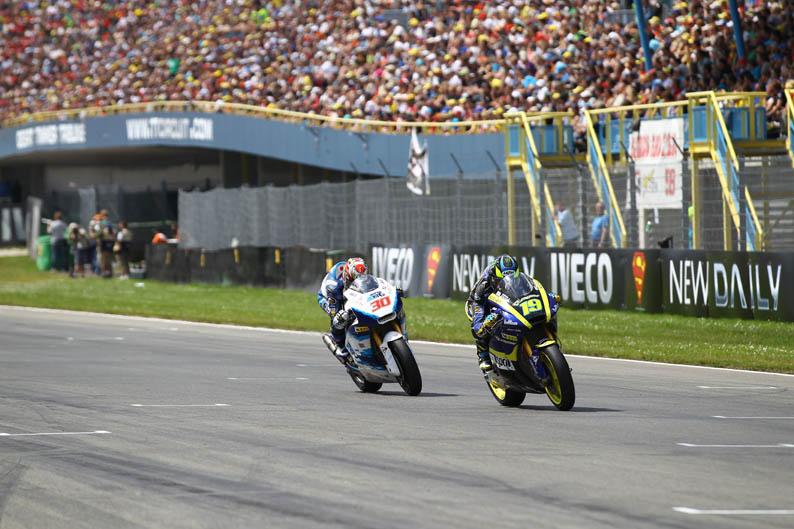GP Holanda Moto2. Galería de fotos