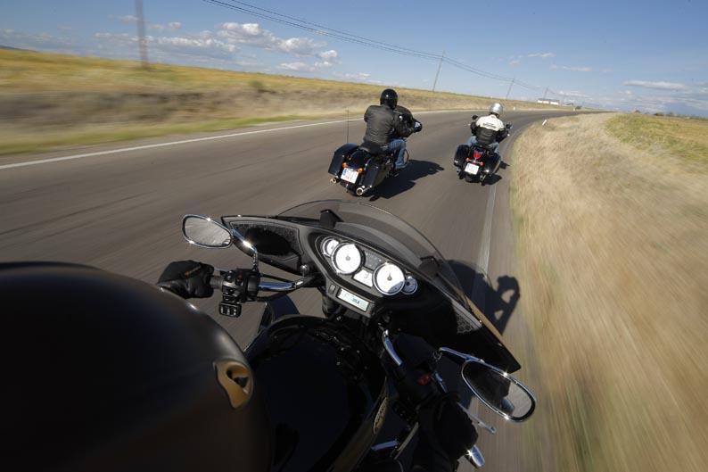 Comparativa Custom: Kawasaki, Harley-Davidson y Victory