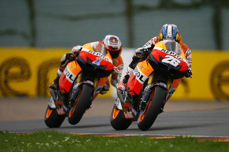 GP Alemania MotoGP. Galería de fotos