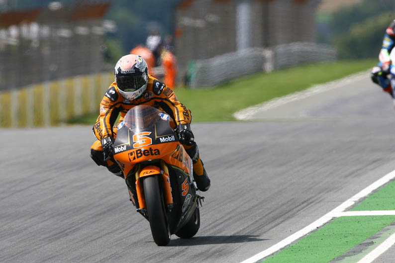 GP Alemania Moto2. Galería de fotos