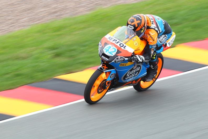 GP Alemania Moto3. Galería de fotos