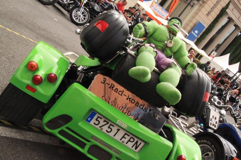 Harley Days Barcelona. Galería de fotos