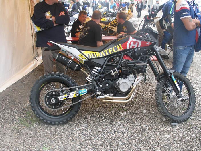 BMW Motorrad Days 2012