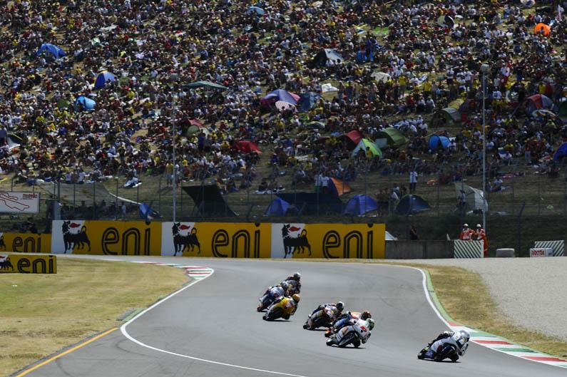 GP Italia de Moto3. Galería de fotos
