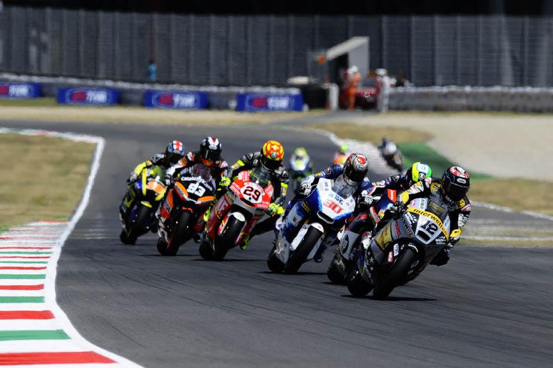 GP Italia Moto2 2012 en Mugello