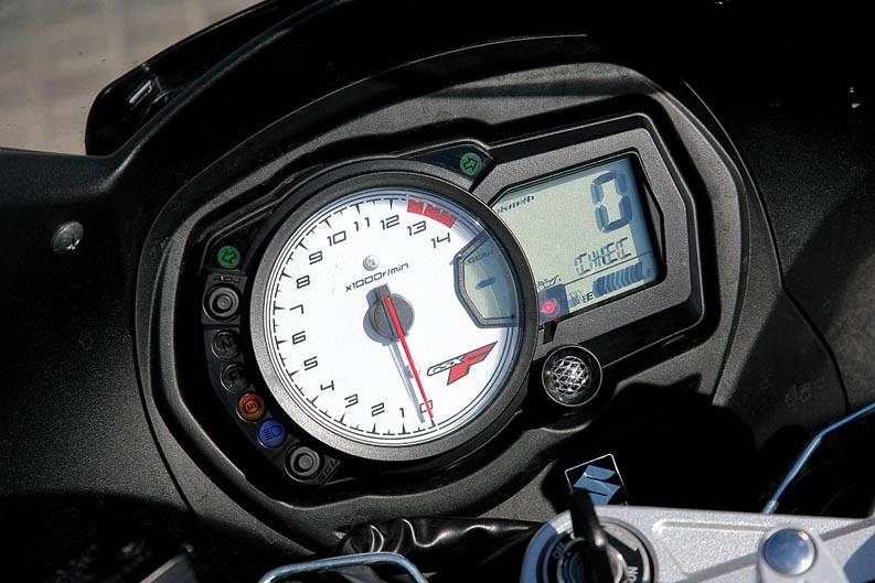 Comparativa Sport F: Yamaha XJ6, Suzuki GSX650FA, Honda CBR600F C-ABS y Kawasaki ER-6F