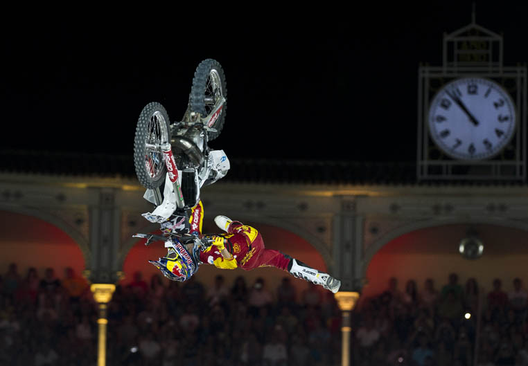Red Bull X-Fighters Madrid 2012