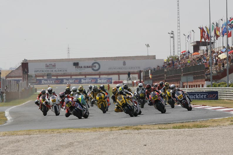 CEV Albacete 2012