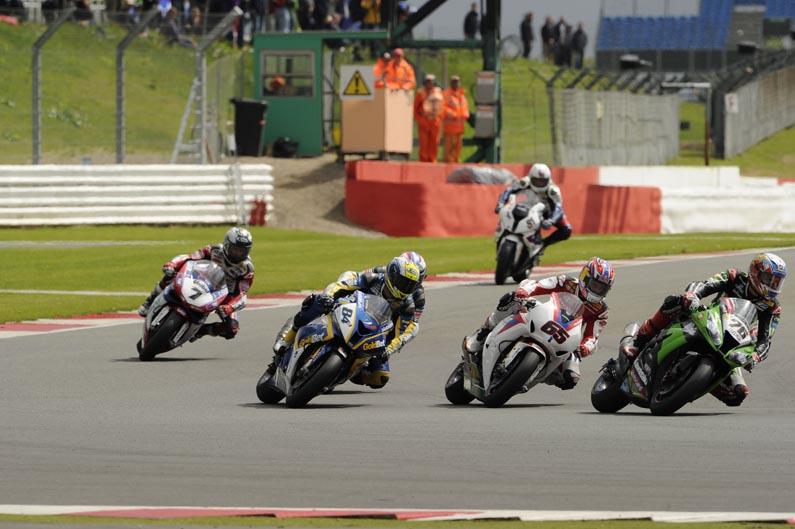 Mundial de Superbike. Circuito de Silverstone