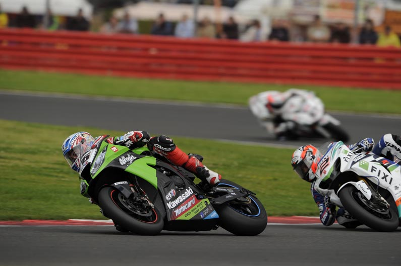 Mundial de SBK. Circuito de Silverstone. Galería de fotos