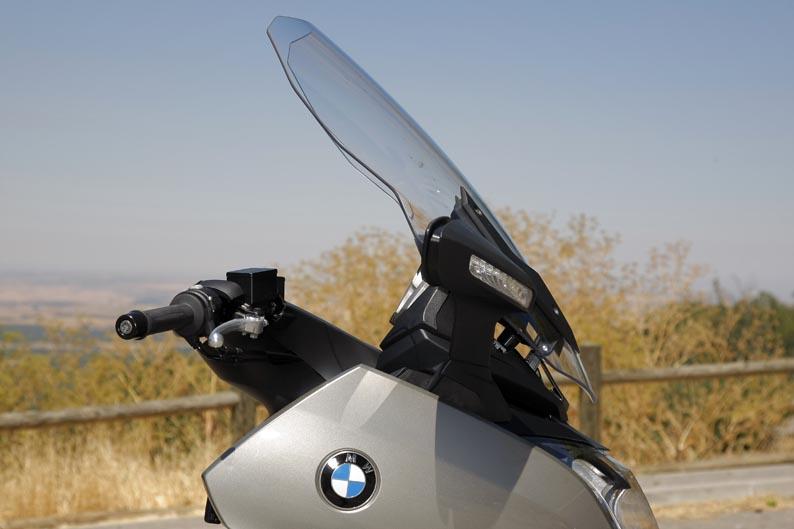 Comparativa BMW C 600 Sport y BMW 650 GT. Galería de fotos
