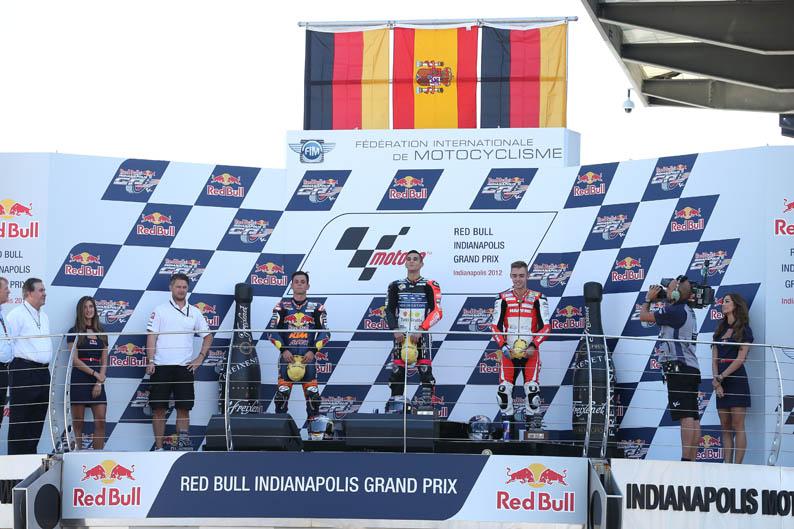 GP Indianápolis Moto3. Galería de fotos