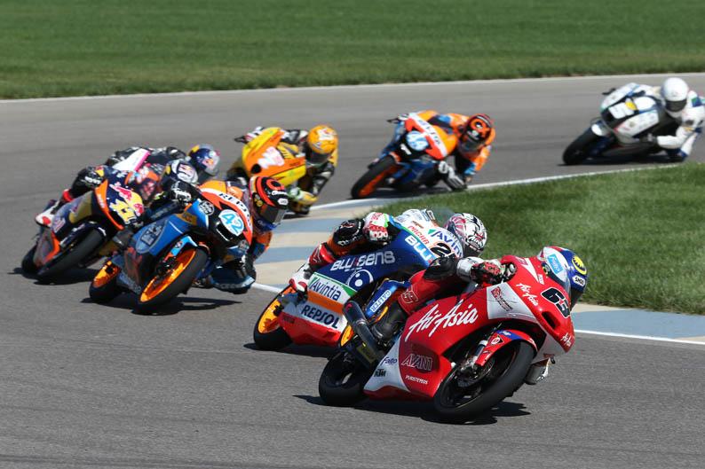 GP Indianápolis Moto3 2012