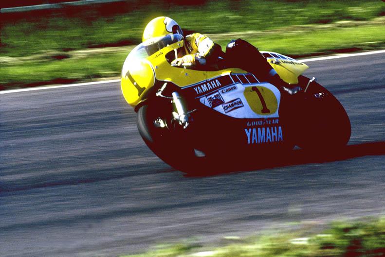 Kenny Roberts habla de MotoGP