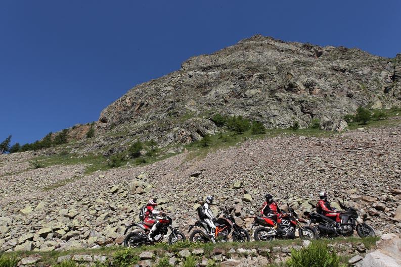 Alpen Master 2012: Fun Bikes. Galería de fotos