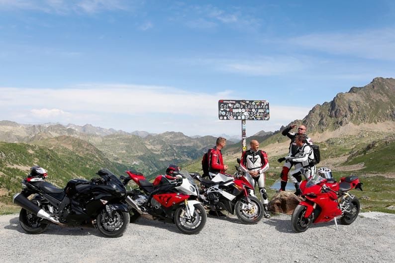 Alpen Master 2012: Deportivas. Galería de fotos