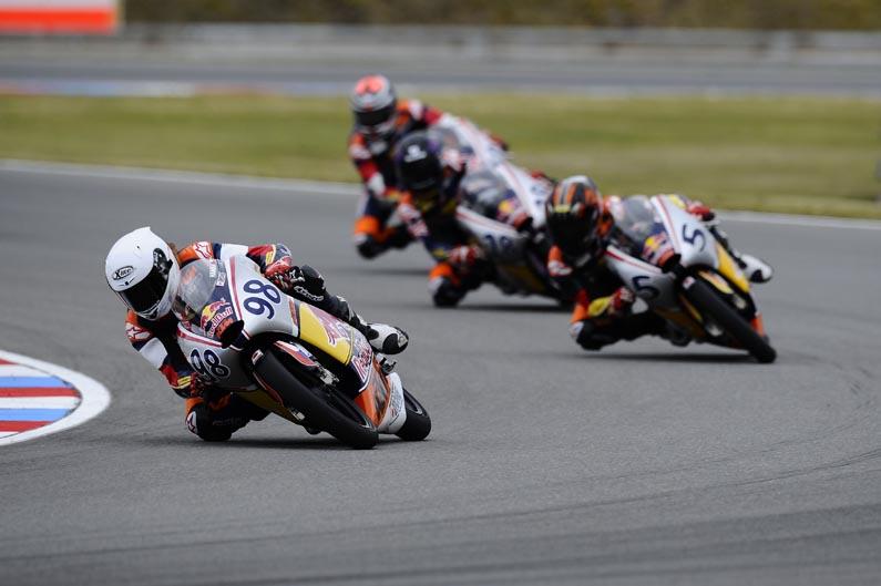 GP República Checa 2012 Moto3. Galería de fotos