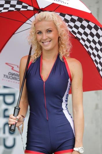 Las chicas del GP de República Checa. Galería de fotos