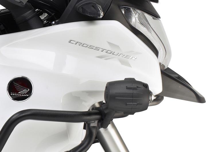 Equipamiento GIVI para Honda Crosstourer 1200. Galería de fotos