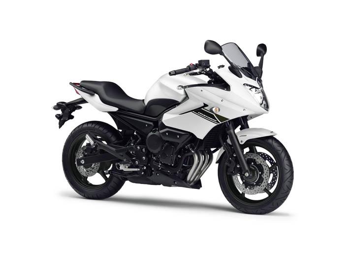 Novedades Yamaha Diversion XJ6 2013