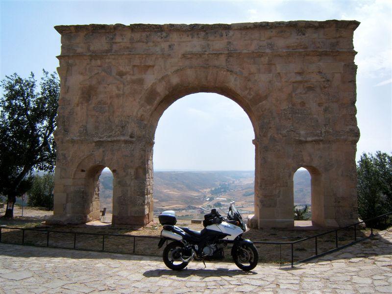 Suzuki V-Strom 1000: 100000 km