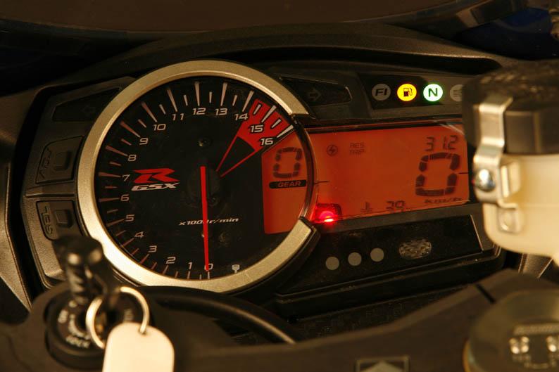 Suzuki GSX-R 750 2012. Galería de fotos