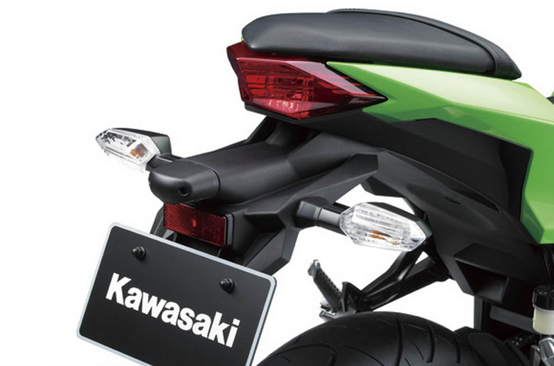 Ninja 300 y Z800: las novedades 2013 de Kawasaki Galería de fotos