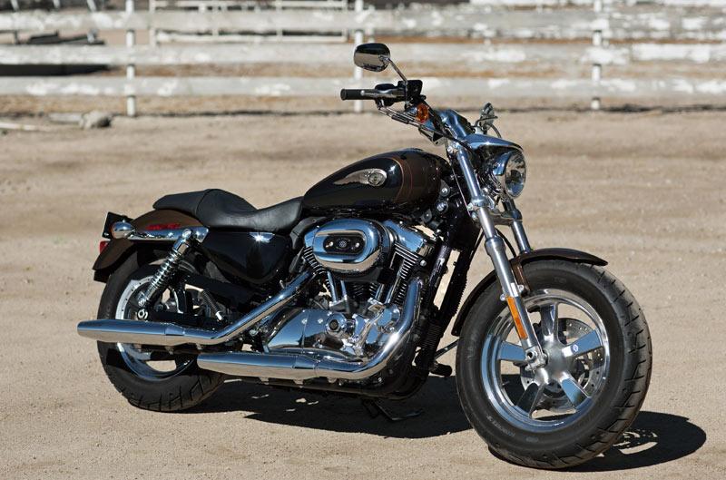 Harley-Davidson desvela sus novedades 2013 Galería de fotos