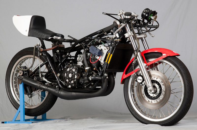 Yamaha TZ 250 D 1977