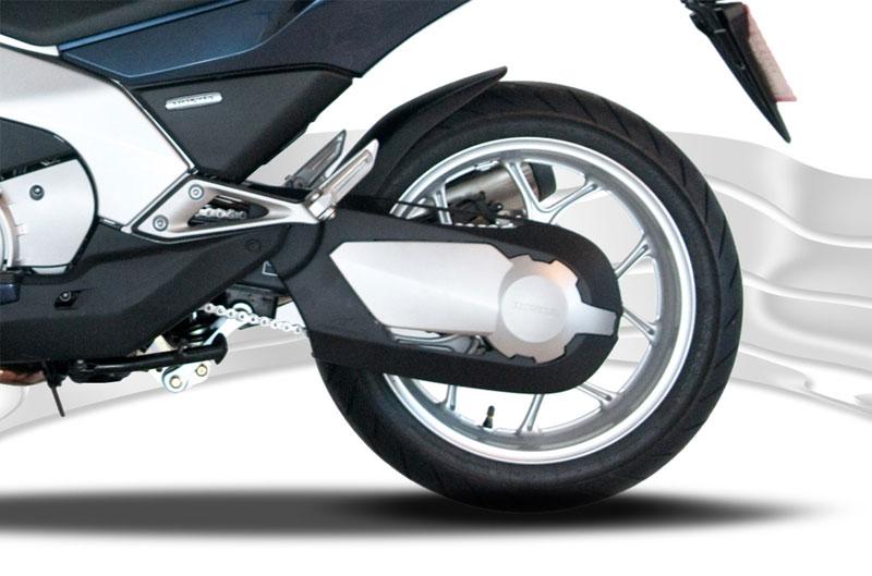Accesorios Honda NC e Integra: las fotos